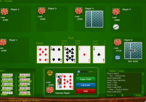live dealer poker for NZ players