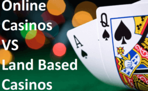 Highest Payouts, Land based vs Online casinos for New Zealand players