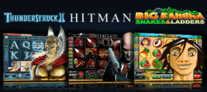 Slot games for New Zealand players at Spin Palace Casino.