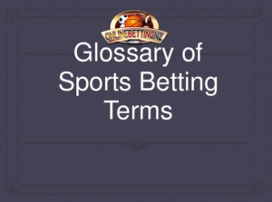 Terminology for online soccer betting in New Zealand