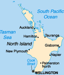 Northern Island, for best landbased casinos in New Zealand.