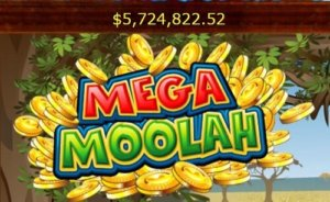 Mega Moolah CASINO GAME