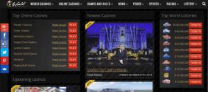 World Casino Directory.