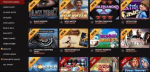 Multi-Platform Casino Games