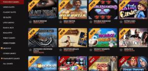 Multi-Platform Casino Games