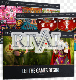 Rival Casino Games in New Zealand.