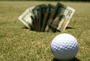 New Zealand golf betting.