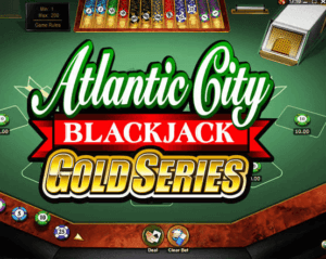 Atlantic City Blackjack.
