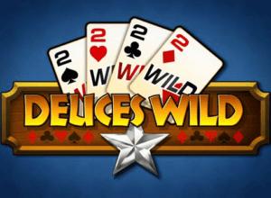 Deuces Wild Poker Online Casino Game in New Zealand.