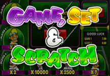 Game Set and Scratch in New Zealand.