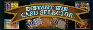 Instant Win Card Selector in New Zealand.
