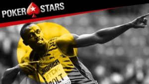 Usain Bolt joins PokerStars.