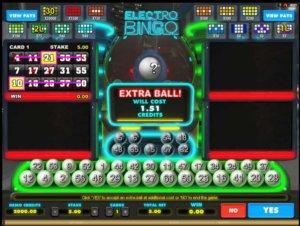 Electro Bingo in New Zealand