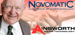Novomatic and Ainsworth Deal
