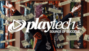 Playtech Financial Revenue Increased.