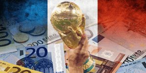 French Bettors Already Setting World Cup Betting Record
