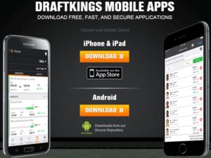 DraftKings Mobile App