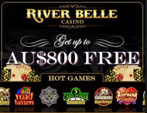 River Belle Welcome Bonus and Promotions