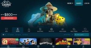 Casinoland Welcome Bonus