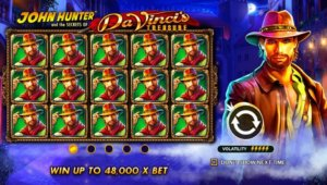 Da Vinci Pokie Online