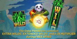 Dalai Panda Pokie Game
