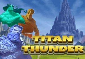 Titan Thunder Pokie Online