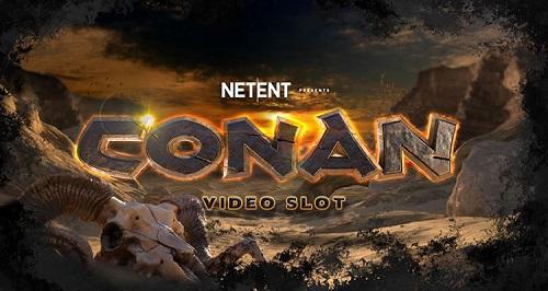 NetEnt Conan the Barbarian