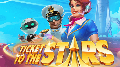 a ticket to the stars pokie game quickspin