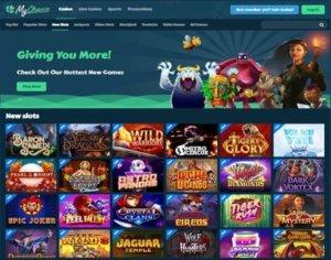 mychance Casino Games