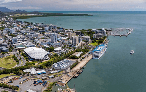 Shortlisted companies announced for the Cairns tourism hub project