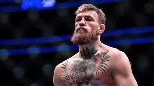 McGregor Arrested for breaking man's cellphone in Miami