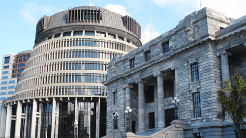 New Zealand government building
