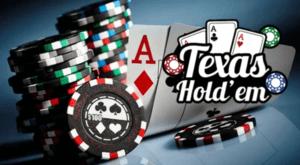 Online poker NZ Texas Hold'em
