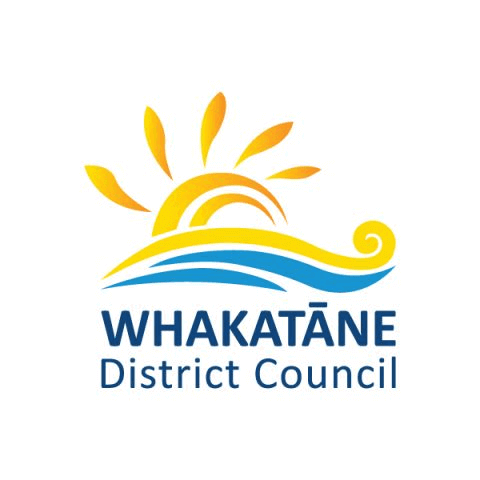 Whakatāne District council logo