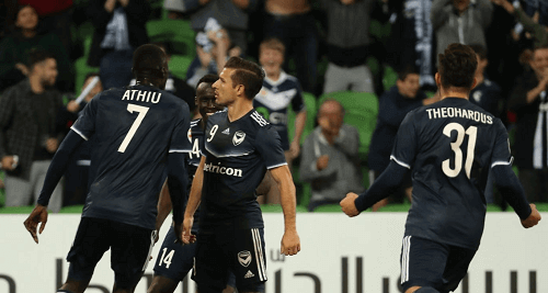 Melbourne Victory FC Finds New Sponsor