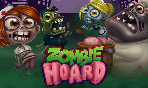 Microgaming New Release Zombie Hoard