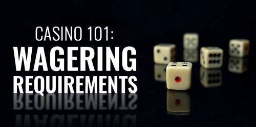 low wagering requirements at casinos