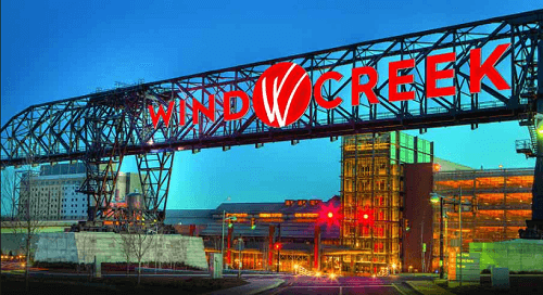 Sands Casino renamed Wind Creek