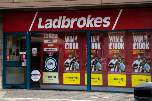 Ladbrokes Fined £5.9m By Gambling Commission