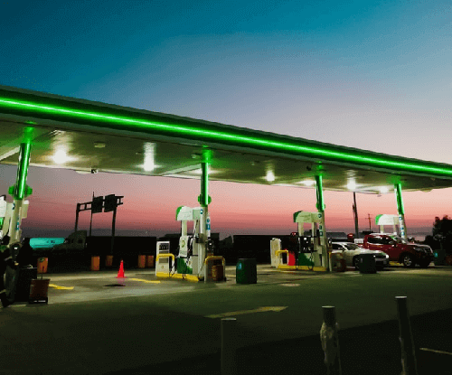 petrol station supervisor NZ
