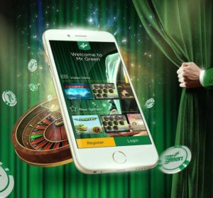 Mr Green Mobile Casino App