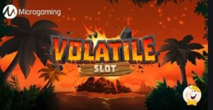 Volatile Pokie game released by Microgaming